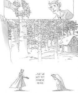 Ambrosia, Arbutus 011 and Gay furries comics