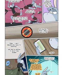 An Unusual Intimidation 1 004 and Gay furries comics