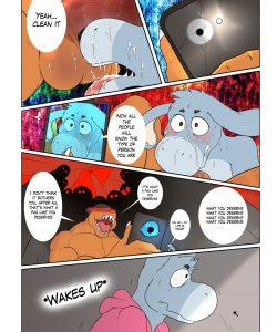 An Unusual Intimidation 1 013 and Gay furries comics