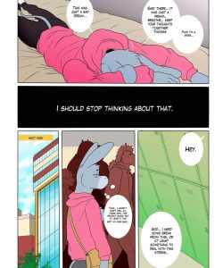 An Unusual Intimidation 1 014 and Gay furries comics