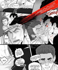 Barry Allen x Eowells 007 and Gay furries comics