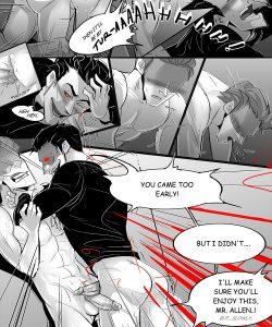 Barry Allen x Eowells 011 and Gay furries comics