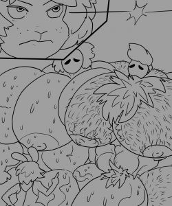 Beach Gods 012 and Gay furries comics