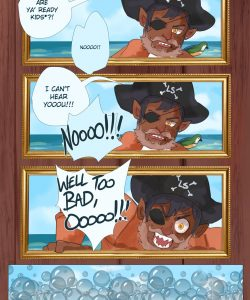 Bikini's Bottom 002 and Gay furries comics