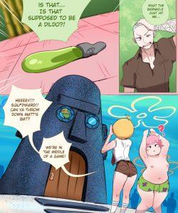 Bikini's Bottom 006 and Gay furries comics