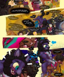 Bills 008 and Gay furries comics