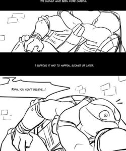 Black And Blue 12 gay furry comic