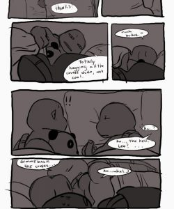 Black And Blue 14 036 and Gay furries comics