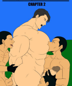 Breast-Man 2 gay furry comic