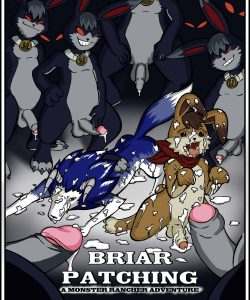 Briar Patching 001 and Gay furries comics