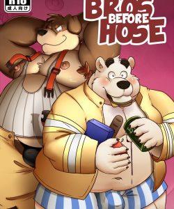 Bros Before Hose gay furry comic