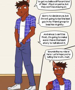 Buckin' Broncos 012 and Gay furries comics