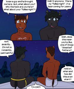 Buckin' Broncos 054 and Gay furries comics