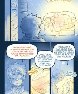 Celestial Bodies - A Lycan's Lunar Love 010 and Gay furries comics