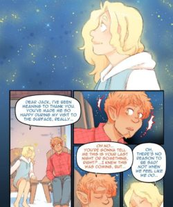 Celestial Bodies - A Lycan's Lunar Love 012 and Gay furries comics