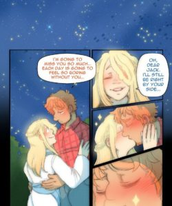 Celestial Bodies - A Lycan's Lunar Love 019 and Gay furries comics