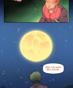Celestial Bodies - A Lycan's Lunar Love 020 and Gay furries comics