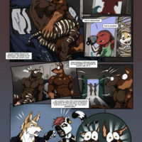 Chocolate And Coffee Tablets gay furry comic