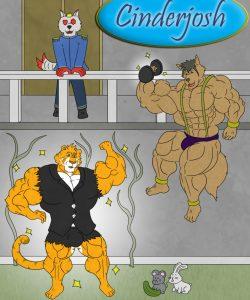 Cinderjosh 001 and Gay furries comics