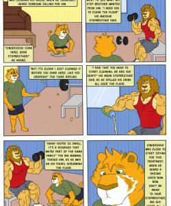Cinderjosh gay furry comic