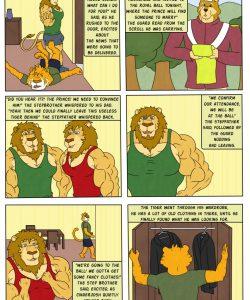 Cinderjosh 004 and Gay furries comics