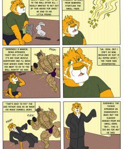 Cinderjosh 006 and Gay furries comics