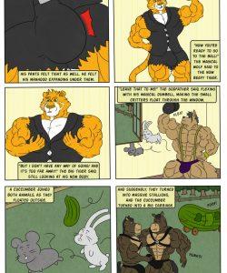 Cinderjosh 008 and Gay furries comics