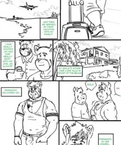 Cousins 002 and Gay furries comics