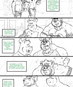 Cousins 006 and Gay furries comics