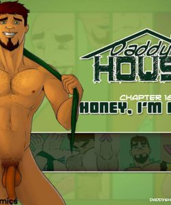 Daddy's House Year 1 - Chapter 16 - Honey, I'm Home 001 and Gay furries comics