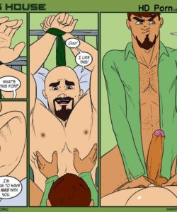 Daddy's House Year 1 - Chapter 16 - Honey, I'm Home 005 and Gay furries comics