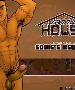Daddy's House Year 1 – Chapter 17 – Eddie's Request gay furry comic