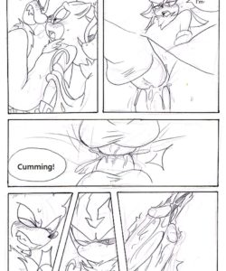 Dark Feast 015 and Gay furries comics