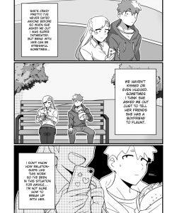 Definitely Not My Girlfriend 004 and Gay furries comics