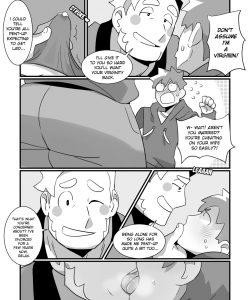 Definitely Not My Girlfriend 011 and Gay furries comics