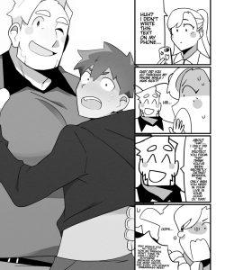 Definitely Not My Girlfriend 024 and Gay furries comics
