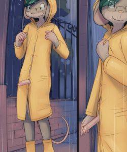 Downpour gay furry comic