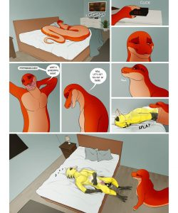 Early Bird 019 and Gay furries comics