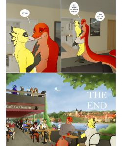 Early Bird 022 and Gay furries comics