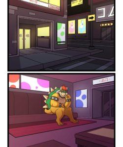 Egg House gay furry comic