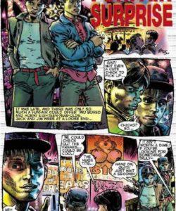 Funfair Suprise gay furry comic