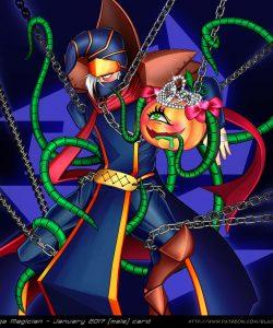 Gagaga Magician 034 and Gay furries comics