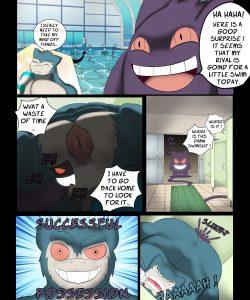 Gengar's Revenge 1 006 and Gay furries comics