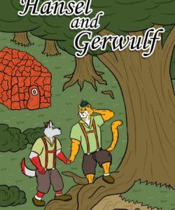 Hansel And Gerwulf gay furry comic