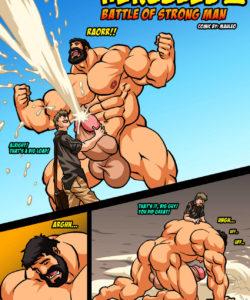 Hercules - Battle Of Strong Man 2 001 and Gay furries comics