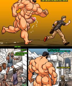Hercules - Battle Of Strong Man 2 008 and Gay furries comics