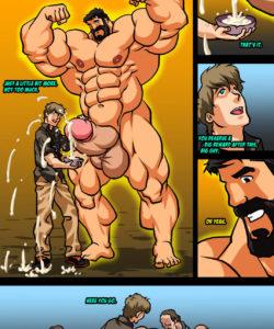 Hercules - Battle Of Strong Man 2 011 and Gay furries comics