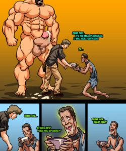 Hercules - Battle Of Strong Man 2 012 and Gay furries comics