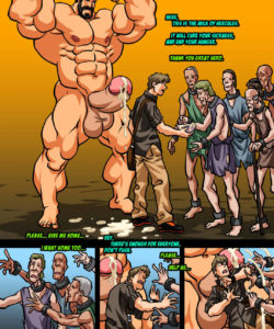 Hercules - Battle Of Strong Man 2 014 and Gay furries comics