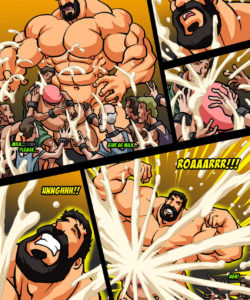 Hercules - Battle Of Strong Man 2 017 and Gay furries comics